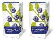 "Altai Herbal Tea No. 11 "" Gluconorm """